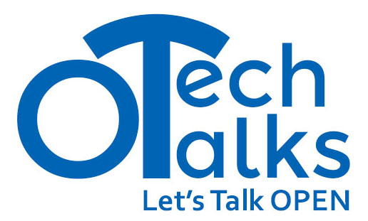 OTech Talks, Lets Talk OPEN!